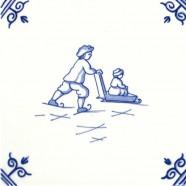 Schaatsen Sleeen - Kinderspelen 12,5cm