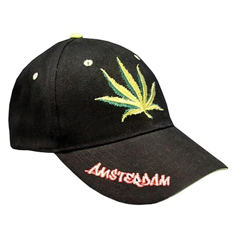 894ab7778e0c0 Weed Amsterdam Canabis - Cap - Caps - Baseball Caps