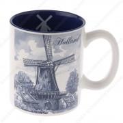 Mug Delft Blue Windmill 9,5cm