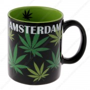 Mok Cannabis Amsterdam 9,5cm