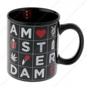 Mug Amsterdam 9,5cm