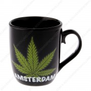 Mok Cannabis Amsterdam 8cm...