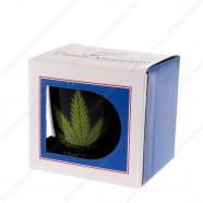 Mug Cannabis Amsterdam 8cm - Senseo