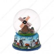 Holland Molens - Sneeuwbol 6.5cm