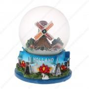 Holland Molens - Sneeuwbol 9cm