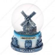 Amsterdam Delft Blue - Snow...