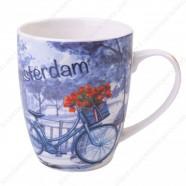 Mug DB Amsterdam Bike 10cm