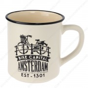 Cream Camp Mug Amsterdam...