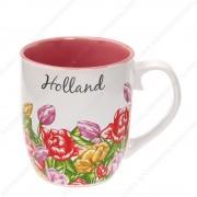 Mug Tulips Holland 8cm -...