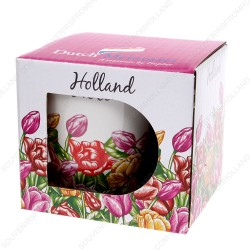 Mug Tulips Holland 8cm - Senseo
