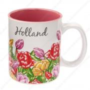 Mok Tulpen Holland 9,5cm