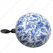 Fietsbel Delfts Blauw 8cm