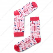 Socks pink Holland - Size...