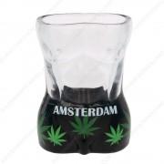 Male Torso Cannabis...