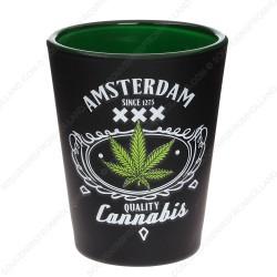 Amsterdam Cannabis Shotglass - Shooter