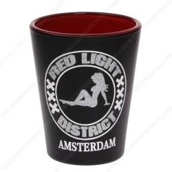 Amsterdam Red Light District Shotglas - Shooter