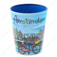 Amsterdam Canal Bright...