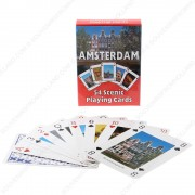 Amsterdam Scenic Playing Cards