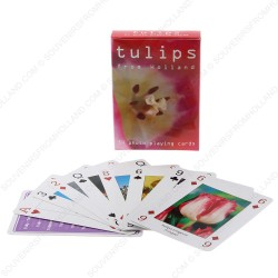 Tulips from Holland Playing Cards