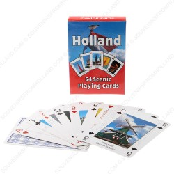 Holland Scenic Playing Cards