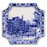 Applique Canal Houses -...