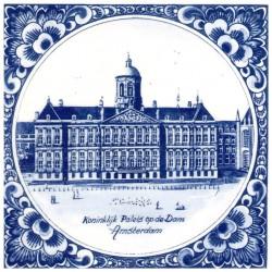 Round Palace- Tile 15x15cm