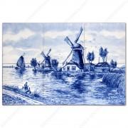 Landscape Windmill 2 -...