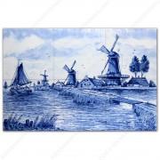 Landscape Windmill 3 -...