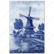 Landscape Windmill 46 - set...