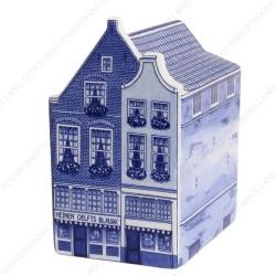 Stad Delft Grachtenpand - Markt 62