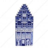 Amsterdam Grachtenpand - Bloemen Planten winkel