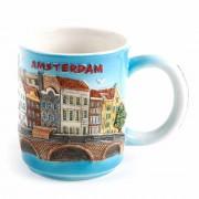 Amsterdam 3D Zuiderzee Mug...