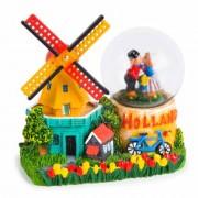 Windmill Kissing Couple -...