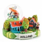 Dorpstafereel Holland -...
