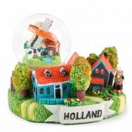 Village Holland - Snow Globe 7cm