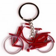 Bike Red Holland - Keychain