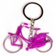 Bike Pink Holland - Keychain