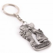Kissing couple - Keychain