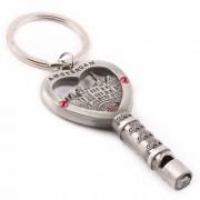 Whistle Amsterdam - Keychain