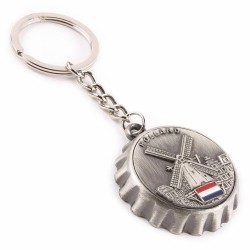 Bottle opener Holland - Keychain