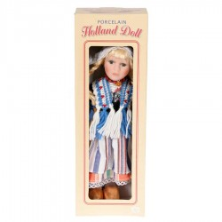 Striped Female - 26cm Traditional Holland Costume
