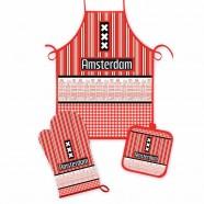 Keukenset 3-delig - Amsterdam