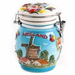 Weckpot Holland Full Color - 13cm