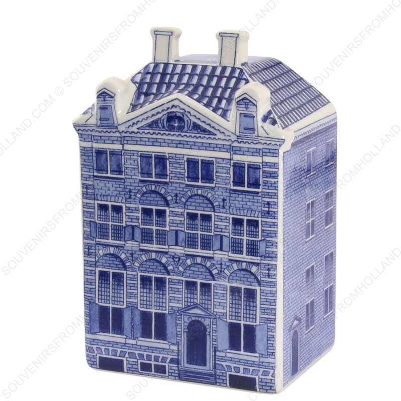Amsterdam Canal House - Rembrandt House