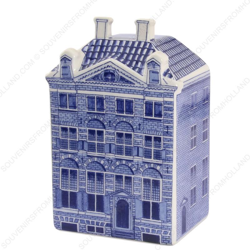 Amsterdam Grachtenpand - Rembrandt Huis