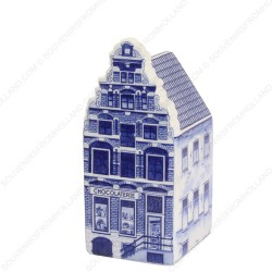 Amsterdam Grachtenpand - Chocolaterie