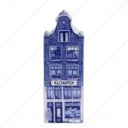 Amsterdam Grachtenpand - Klompen winkel
