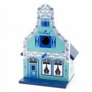 Birdhouses Zaans Birdhouse - Delft Blue
