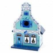 Zaans Birdhouse - Delft Blue