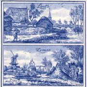 Lente en Zomer in Holland -...